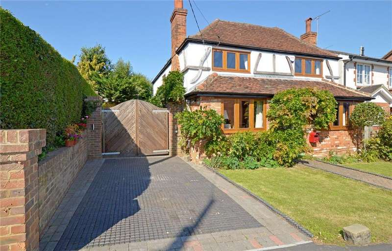 4 Bedrooms Detached House for sale in Rose Hill, Binfield, Berkshire, RG42