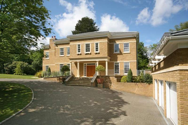 8 Bedrooms Detached House for rent in Titlarks Hill, Sunningdale, SL5 0JD