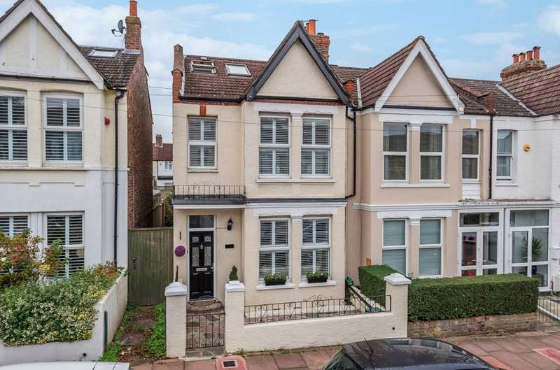 4 Bedrooms End Of Terrace House for sale in Piquet Road London SE20