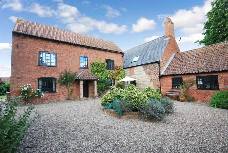 7 Bedrooms Country House Character Property for sale in Eagle Hall, Swinderby, Lincoln
