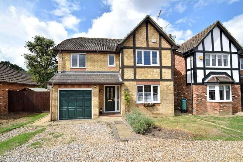4 Bedrooms Detached House for sale in Aldridge Park, Winkfield Row, Berkshire, RG42