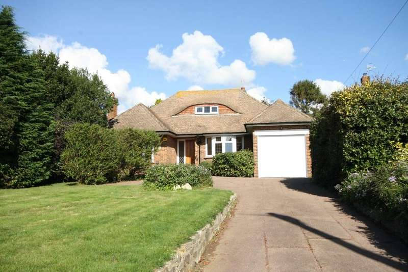 3 Bedrooms Detached Bungalow for sale in Terminus Avenue, Bexhill on Sea, TN39