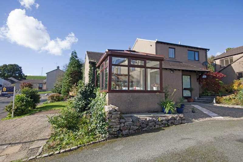 4 Bedrooms Detached House for sale in Collinfield, Kendal, Cumbria
