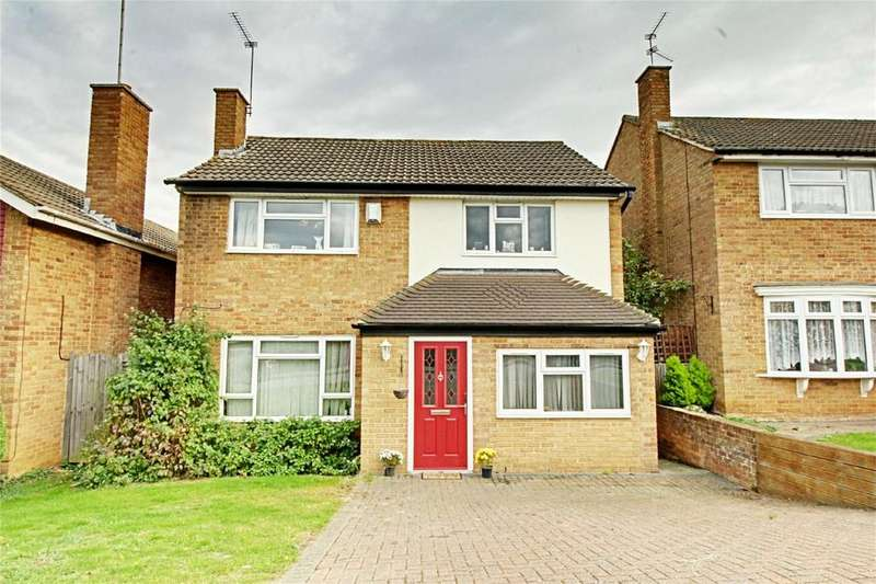 4 Bedrooms Detached House for sale in Greygoose Park, Harlow, Essex
