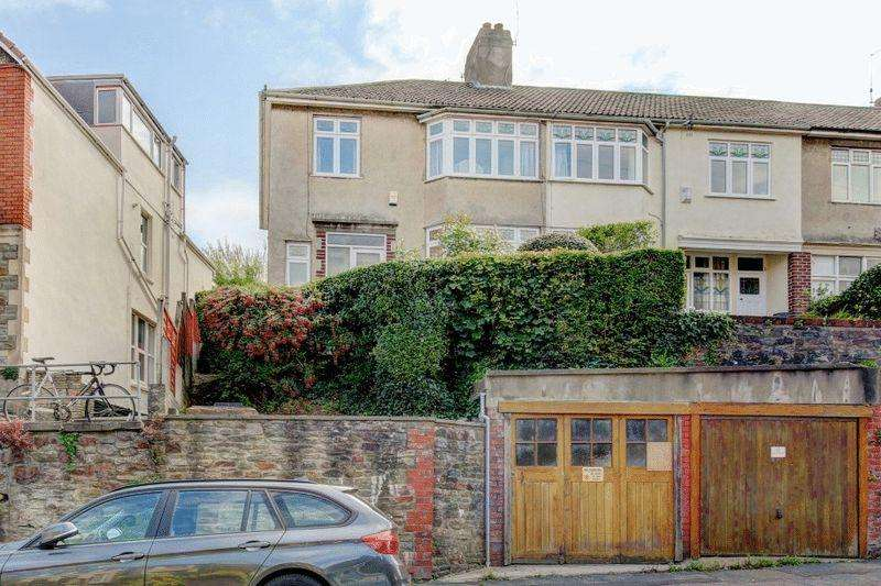 3 Bedrooms Terraced House for sale in Trelawney Road, Cotham