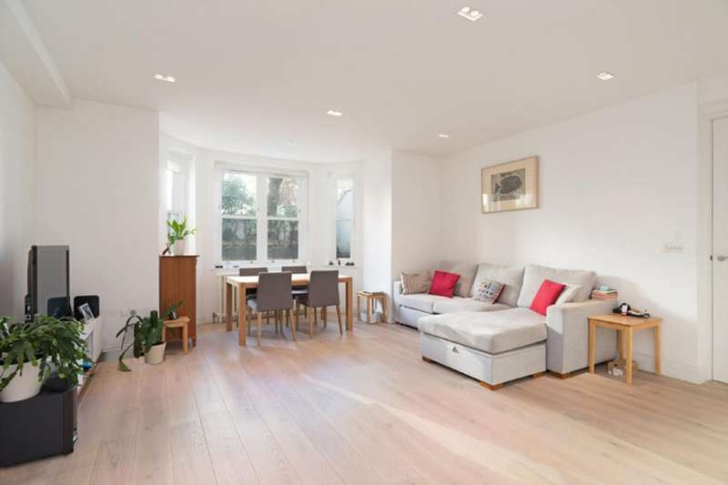 2 Bedrooms Apartment Flat for sale in Belsize Grove, Belsize Park, London, NW3