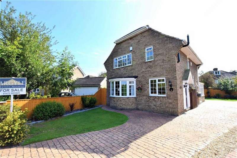 3 Bedrooms Detached House for sale in Canterbury Drive, Grimsby, North East Lincolnshire