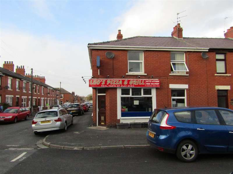 Commercial Property for sale in Wellington Street, LeoS Pizza & Grill, Kirkham
