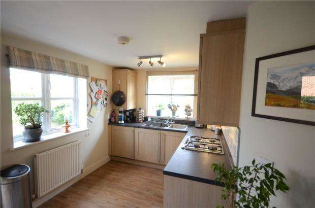 2 Bedrooms Apartment Flat for sale in Gale House, 14 Fielding Road, Maidenhead
