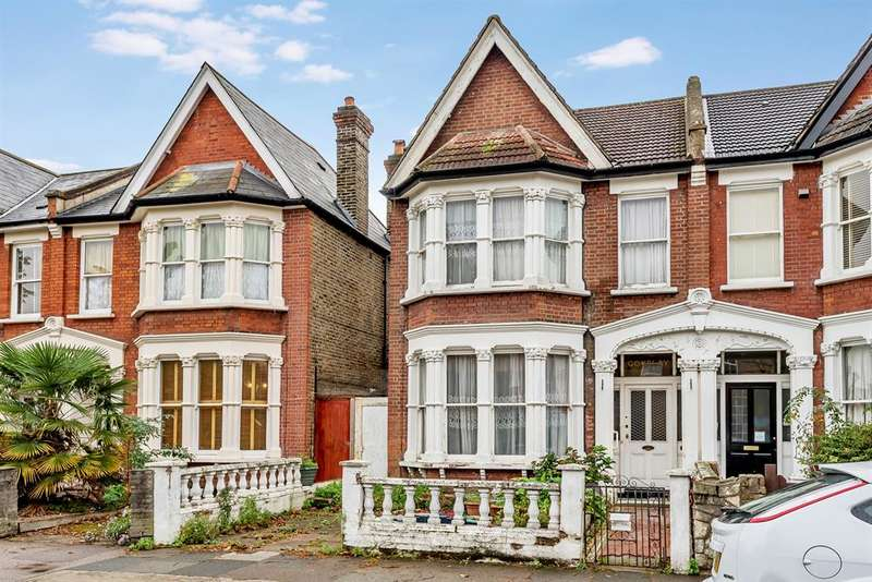 4 Bedrooms Semi Detached House for sale in Bargery Road, London, SE6 2LW