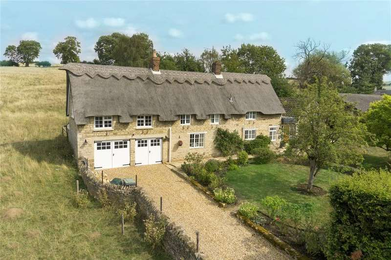 4 Bedrooms Detached House for sale in Shotley, Nr Harringworth