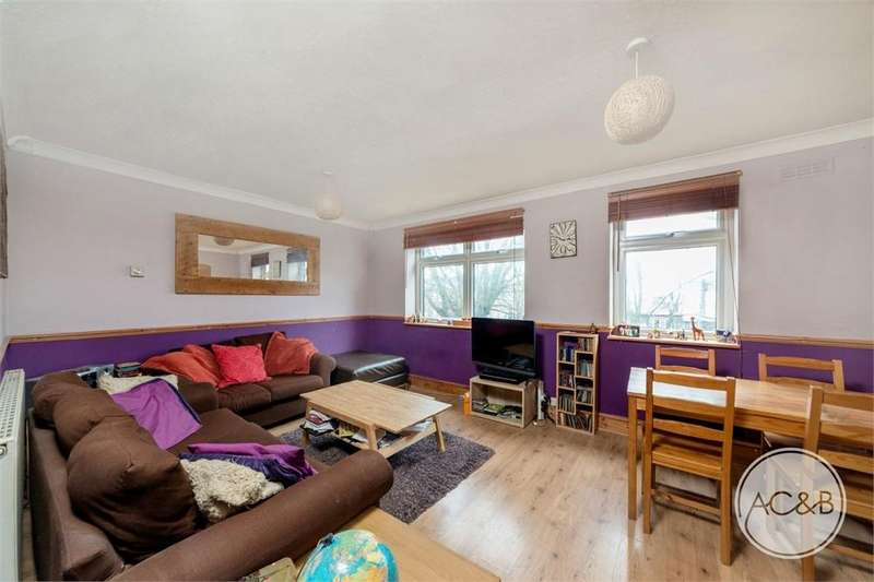 3 Bedrooms Maisonette Flat for sale in Kingswear House, Dartmouth Road, Forest Hill