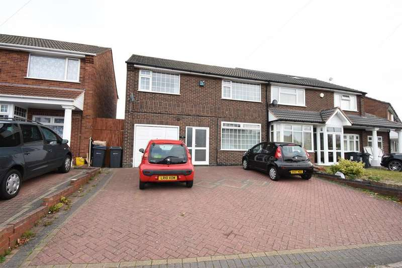 3 Bedrooms Semi Detached House for sale in 144 Bucklands End Lane, Hodge Hill, Birmingham