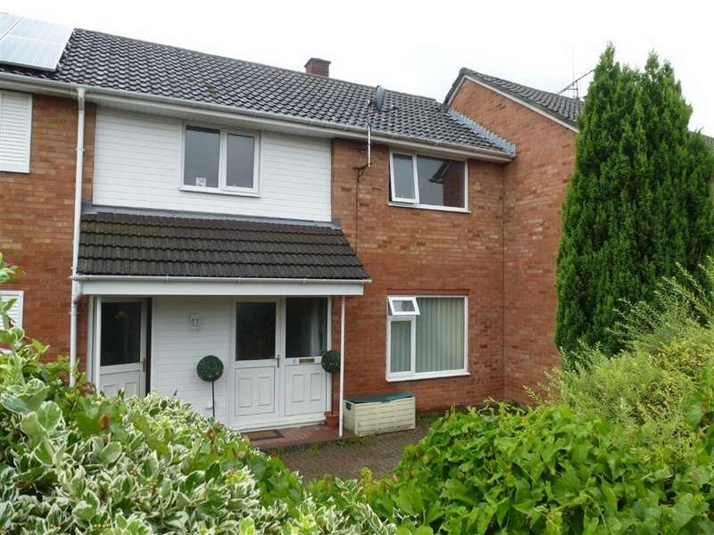 3 Bedrooms Terraced House for sale in Pentwyn Avenue, REDHILL, Hereford