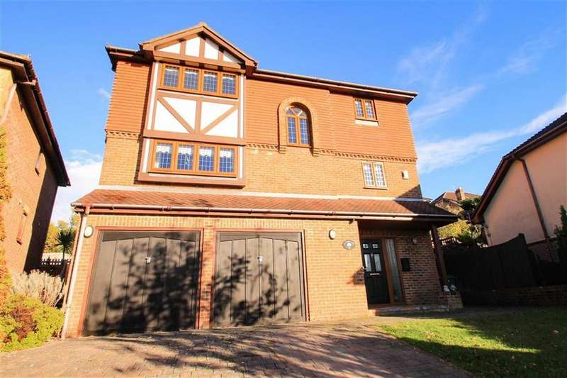 7 Bedrooms Detached House for sale in Truman Drive, St Leonards-on-sea, East Sussex