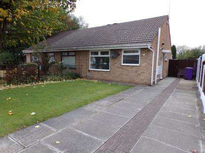 2 Bedrooms Bungalow for sale in Whitefield Avenue, Kirkdale, Liverpool, Merseyside, L4