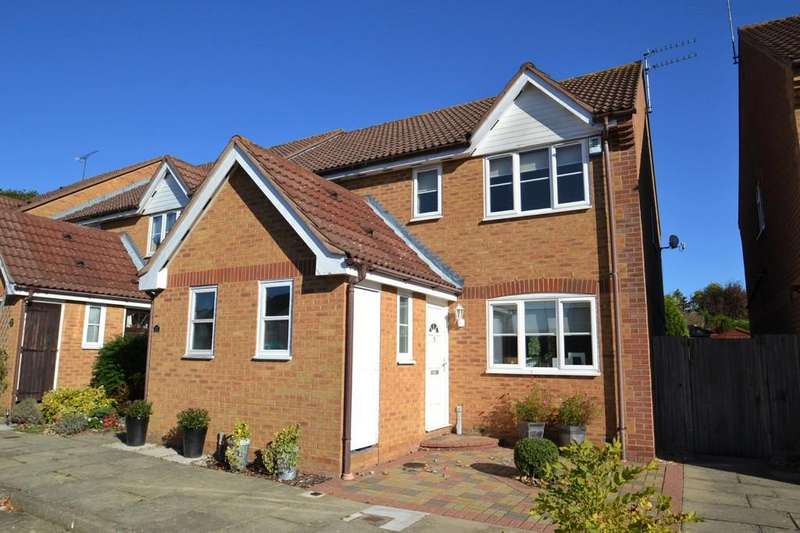 3 Bedrooms End Of Terrace House for sale in Novello Way, Borehamwood
