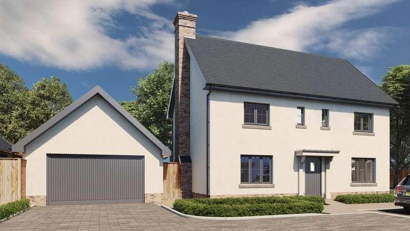 4 Bedrooms Detached House for sale in Brook Grove, Bishop's Stortford