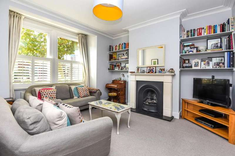 4 Bedrooms Terraced House for sale in Brudenell Road, Tooting