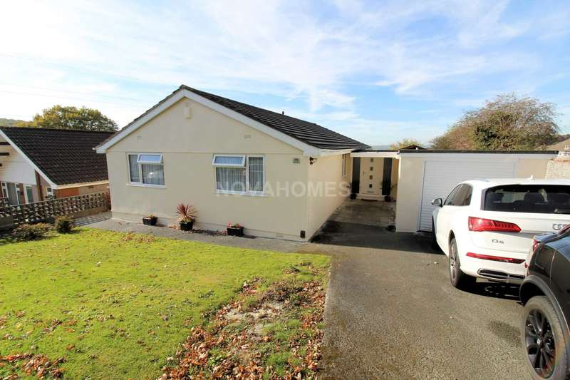 4 Bedrooms Detached Bungalow for sale in Milford Lane, Holly Park, Plymouth, PL5 4JR