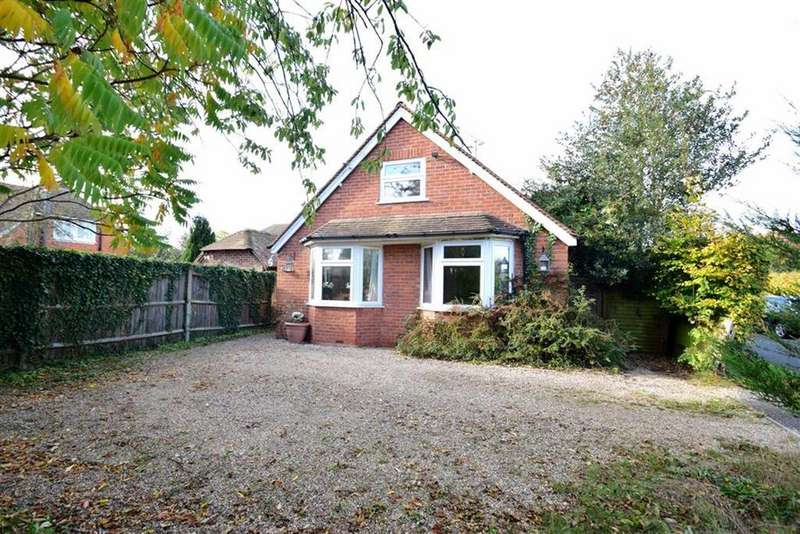 3 Bedrooms Detached House for sale in Highdown Hill Road, Emmer Green, Reading