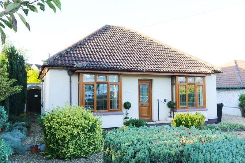 3 Bedrooms Detached Bungalow for sale in Bath Road, Saltford, Bristol