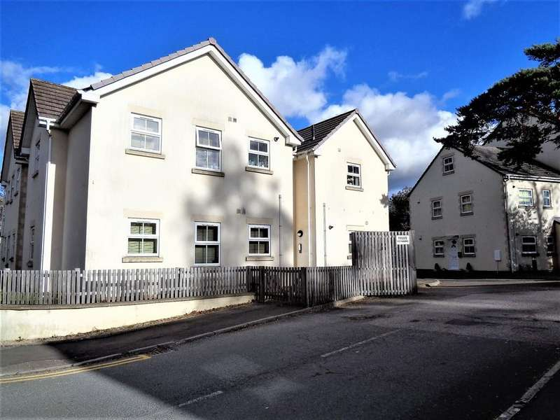 2 Bedrooms Ground Flat for sale in The Lawns, Yate