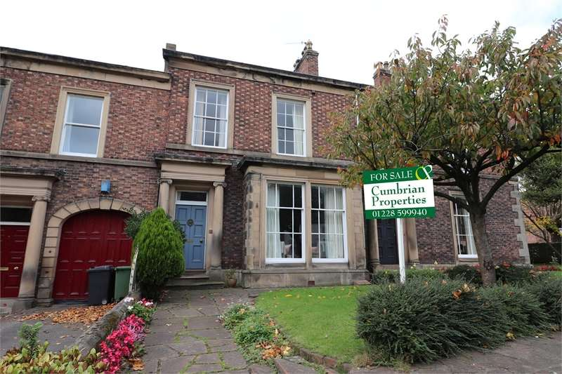 6 Bedrooms Town House for sale in CA3 9NB Devonshire Terrace, Stanwix, Carlisle, Cumbria