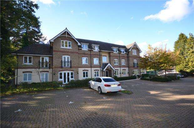 2 Bedrooms Apartment Flat for sale in Aston Grange, Ralphs Ride, Bracknell