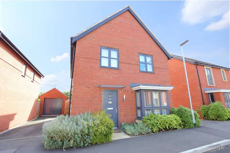 4 Bedrooms Detached House for sale in Close to Pittville Park, Cheltenham