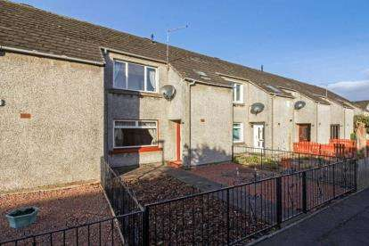 3 Bedrooms Terraced House for sale in Moriston Court, Grangemouth