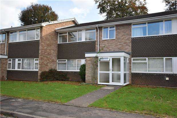 2 Bedrooms Flat for sale in Dragons Hill Court, Keynsham, BRISTOL, BS31 1LW