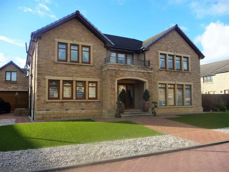 5 Bedrooms Detached House for sale in Captains Walk, Motherwell, ML1