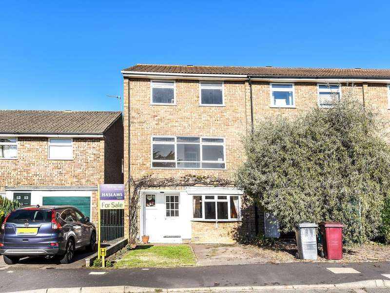 4 Bedrooms Town House for sale in Portway Close, Reading, RG1