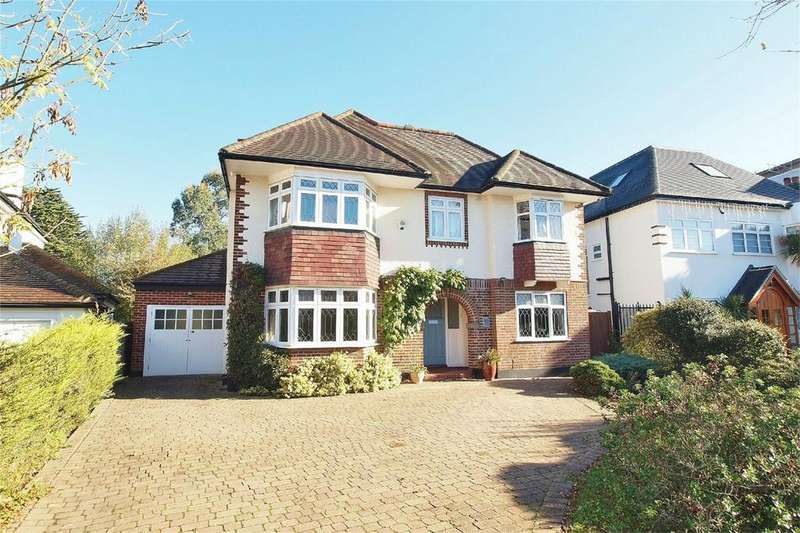 5 Bedrooms Detached House for sale in Elwill Way, Park Langley, Beckenham
