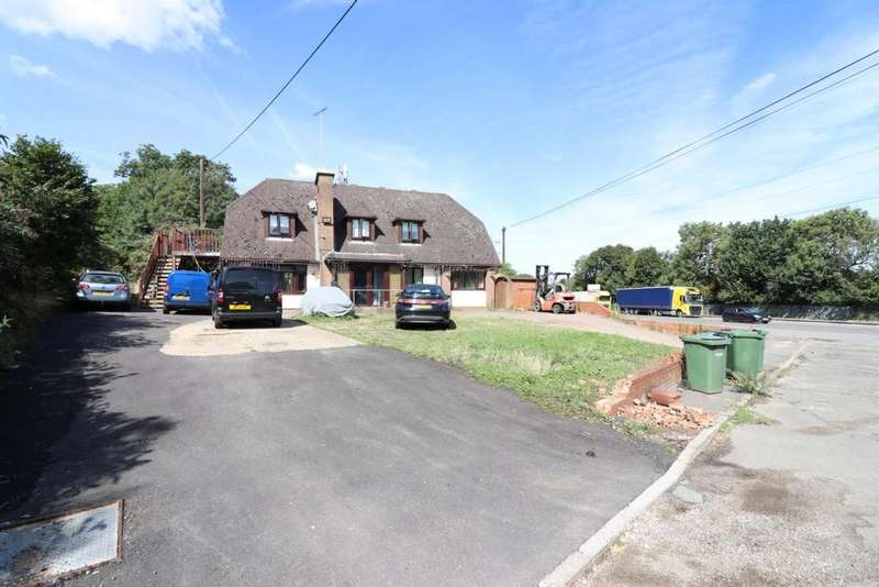5 Bedrooms Detached House for sale in Merry Chest Cafe, Dartford, DA2