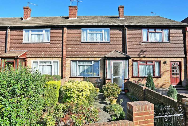 2 Bedrooms House for sale in Deans Road, Hanwell, W7