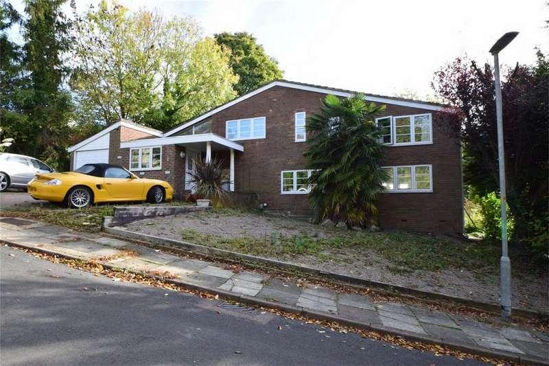 5 Bedrooms Detached House for sale in Brookhill, STEVENAGE, Hertfordshire