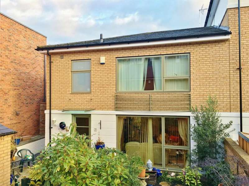 3 Bedrooms End Of Terrace House for sale in Summerhouse Mews, Bootham, York