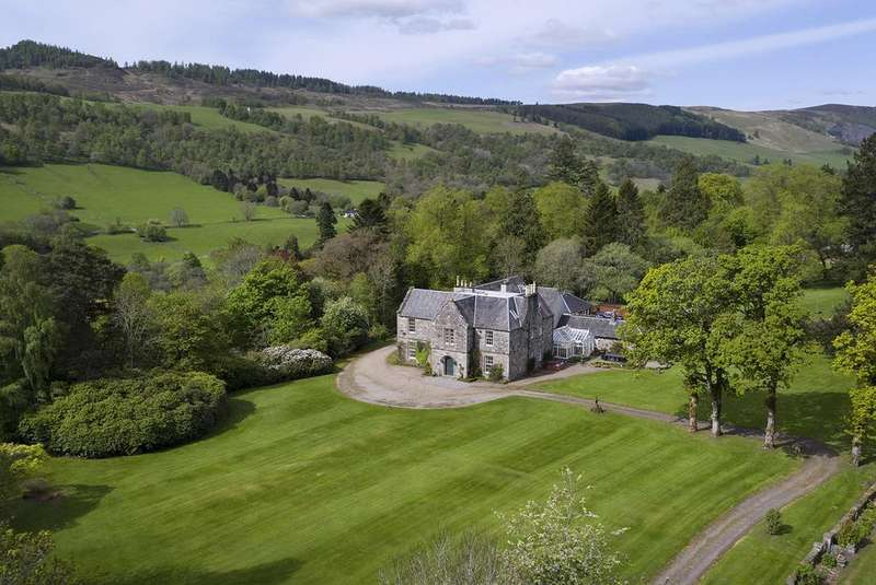 Farm Commercial for sale in Killiecrankie, Pitlochry, Perthshire