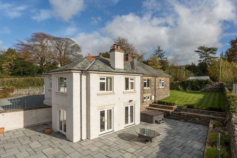 4 Bedrooms Detached House for sale in Kepplewray Lodge, Kepplewray Hill, Broughton-In-Furness, LA20 6BH