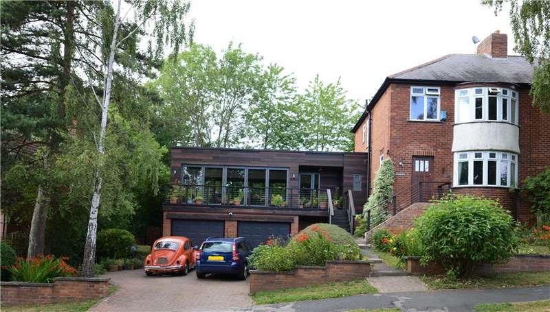3 Bedrooms Semi Detached House for sale in Lowes Barn Bank, Durham, DH1