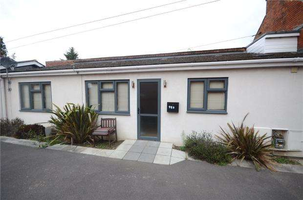 1 Bedroom Terraced Bungalow for sale in School Road, Tilehurst, Reading
