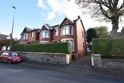 4 Bedrooms Semi Detached House for sale in East Park Road, Blackburn, Lancashire