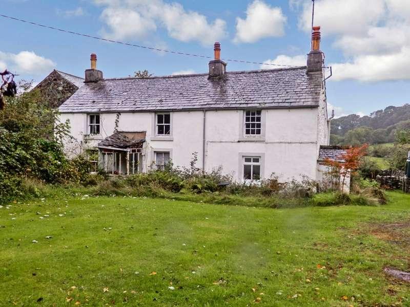 3 Bedrooms Detached House for sale in Gatesgarth, Santon Bridge, Holmrook, Cumbria