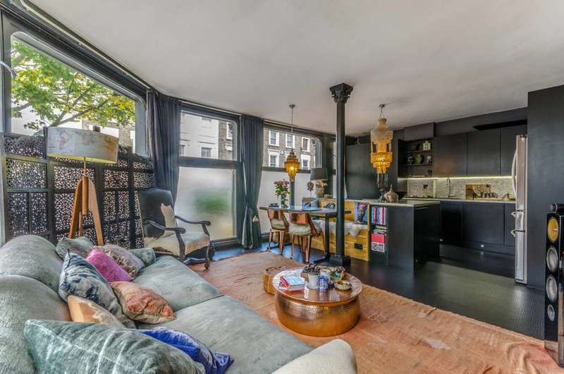 3 Bedrooms Flat for sale in Bryantwood Road, Islington, N7