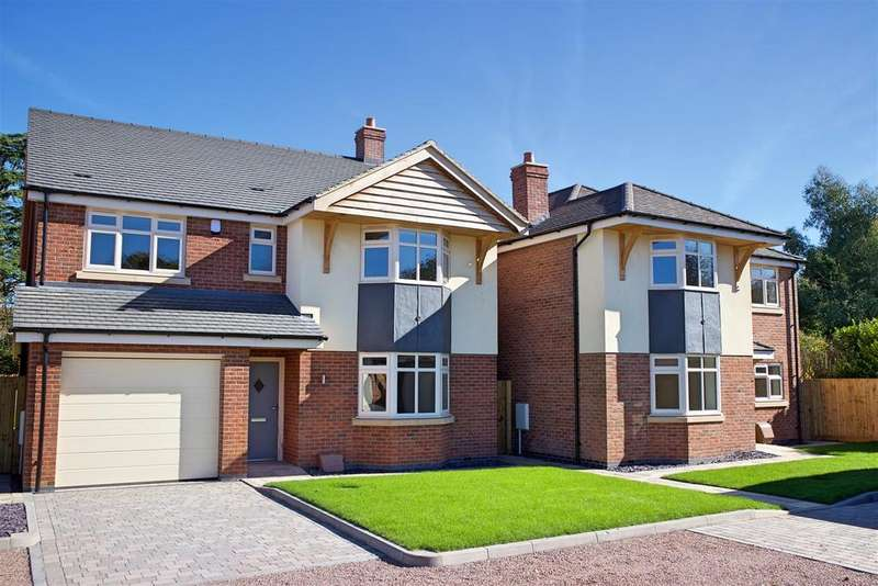 5 Bedrooms House for sale in Burbage Road, Burbage, Hinckley