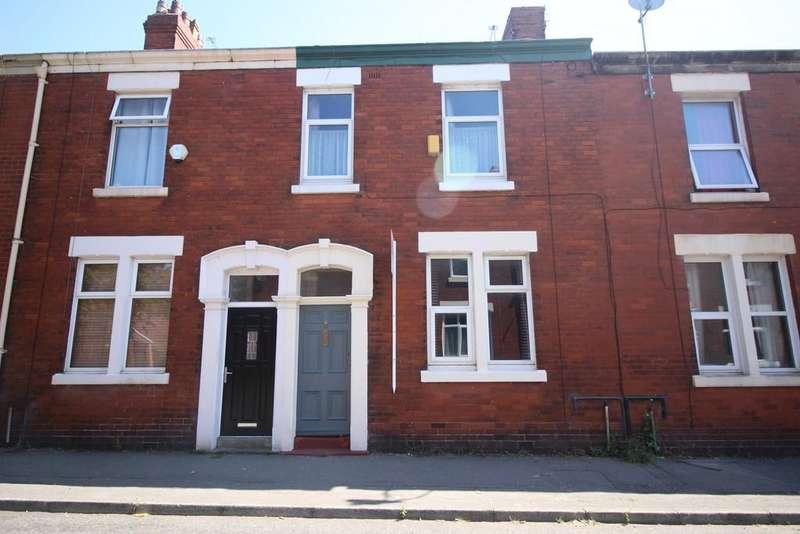 3 Bedrooms Terraced House for sale in Waterloo Terrace, Ashton-on-ribble