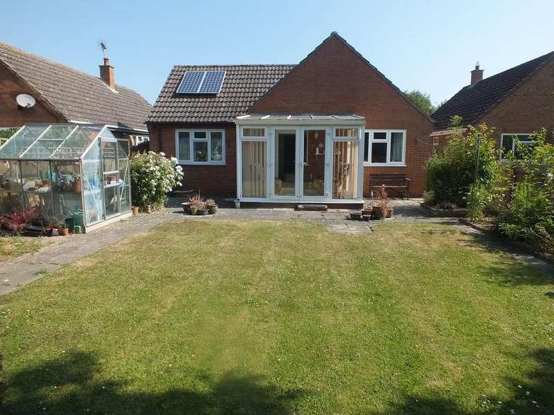 3 Bedrooms Detached Bungalow for sale in Crosslands, Donington