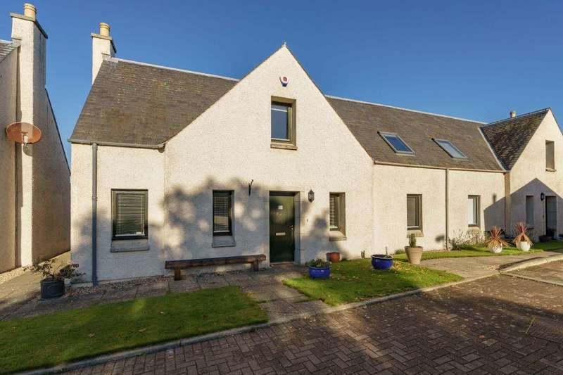 4 Bedrooms Semi Detached House for sale in 15 Wester Dalmeny Steading, Dalmeny, EH30 9TT